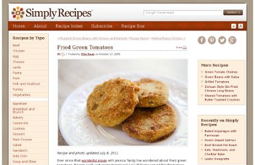 http://www.simplyrecipes.com/recipes/fried_green_tomatoes/