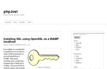 http://www.phpjoel.com/2011/04/07/installing-ssl-using-openssl-on-a-wamp-localhost/