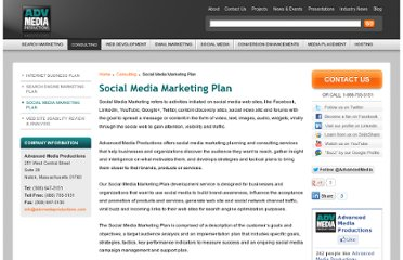 http://www.advmediaproductions.com/social-media-marketing-plan.html