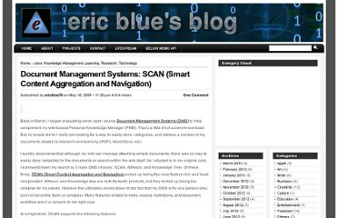 http://eric-blue.com/2008/05/18/document-management-systems-scan-smart-content-aggregation-and-navigation/