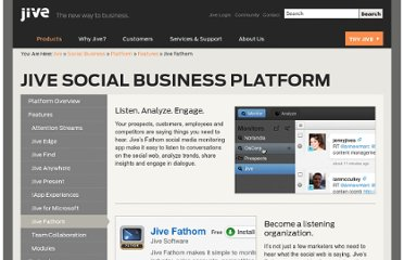http://www.jivesoftware.com/social-business/platform/features/jive-fathom