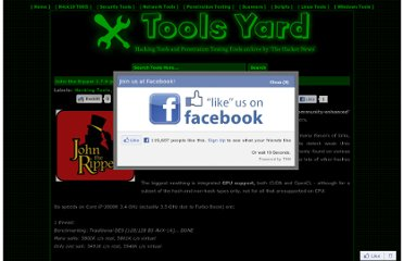 http://tools.thehackernews.com/2012/06/john-ripper-179-jumbo-6-adds-gpu.html?utm_source=feedburner&utm_medium=twitter&utm_campaign=Feed%3A+PenetrationTestingTools+%28Tools+Yard+%3A+Security%2C+Hacking+and+Penetration+Testing+Tools%29