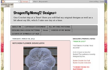 http://myblueangels.blogspot.com/2012/03/kitchen-flower-dishcloth.html