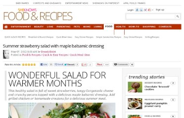 http://www.sheknows.com/food-and-recipes/articles/957697/summer-strawberry-salad-with-maple-balsamic-dressing