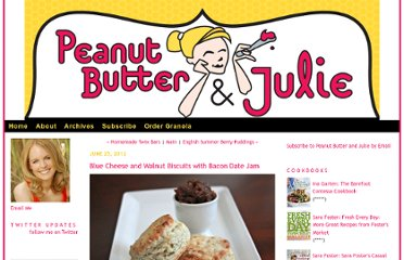 http://www.peanutbutterandjulie.typepad.com/peanut_butter_and_julie/2012/06/blue-cheese-and-walnut-biscuits-with-bacon-date-jam.html