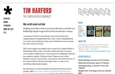 http://timharford.com/2012/06/why-real-life-needs-real-trials/