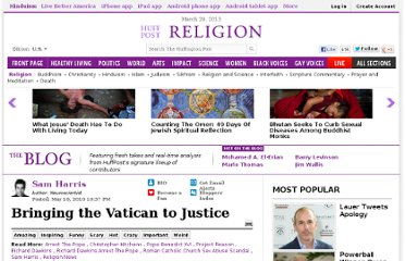 http://www.huffingtonpost.com/sam-harris/bringing-the-vatican-to-j_b_571088.html