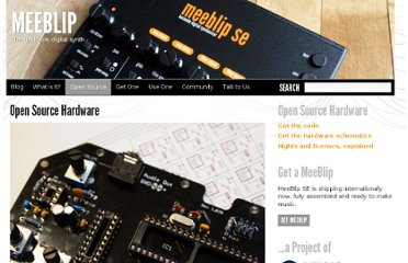 http://meeblip.com/open-source-hardware/