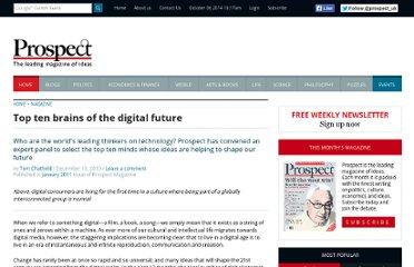 http://www.prospectmagazine.co.uk/magazine/top-ten-brains-of-the-digital-future/
