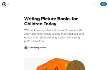 http://suite101.com/article/writing-picture-books-for-children-today-a129534
