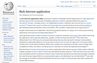 http://en.wikipedia.org/wiki/Rich_Internet_application