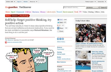 http://www.guardian.co.uk/science/2012/jun/30/self-help-positive-thinking