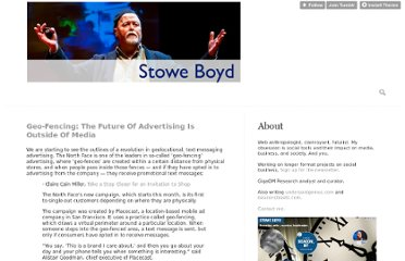 http://stoweboyd.com/post/891698289/geo-fencing-the-future-of-advertising-is-outside-of
