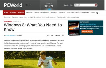 http://www.pcworld.com/article/229285/windows_8_what_you_need_to_know.html