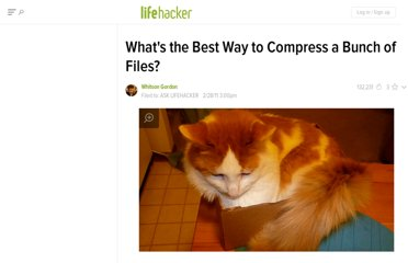 http://lifehacker.com/5772385/whats-the-best-way-to-compress-a-bunch-of-files