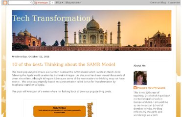 http://www.maggiehosmcgrane.com/2011/10/10-of-best-thinking-about-samr-model.html