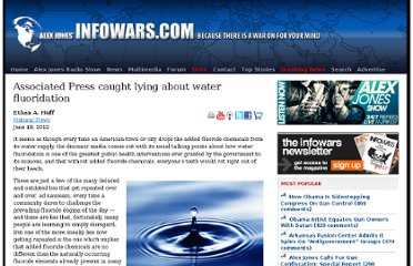 http://www.infowars.com/associated-press-caught-lying-about-water-fluoridation/
