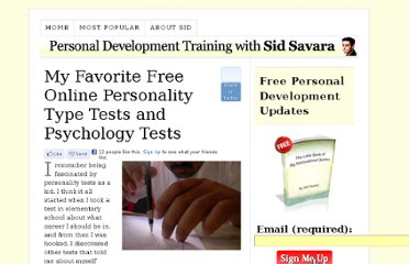 http://sidsavara.com/personal-development/free-online-personality-type-tests-and-psychology-tests