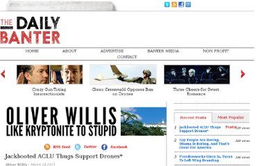 http://thedailybanter.com/author/oliver-willis/