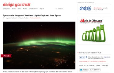 http://designyoutrust.com/2012/02/spectacular-images-of-northern-lights-captured-from-space/