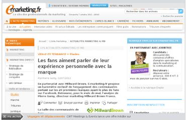 http://www.e-marketing.fr/Breves/Engagement-des-fans-47399.htm
