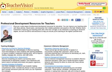 http://www.teachervision.fen.com/pro-dev/resource/5778.html