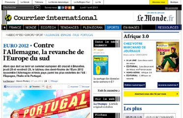 http://www.courrierinternational.com/article/2012/06/27/contre-l-allemagne-la-revanche-de-l-europe-du-sud