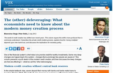 http://www.voxeu.org/article/other-deleveraging-what-economists-need-know-about-modern-money-creation-process