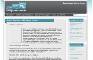 http://www.study4success.de/schneller-lesen/speed-reading-wie-fange-ich-an