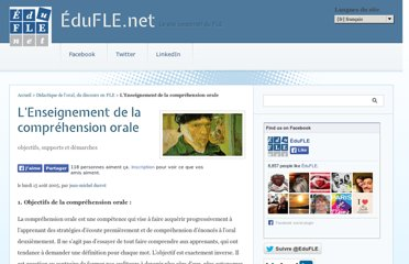 http://www.edufle.net/L-Enseignement-de-la-comprehension.html