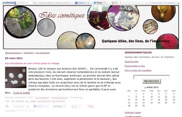 http://ideescosmetiques.canalblog.com/archives/les_ingredients/index.html