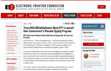 https://www.eff.org/press/releases/three-nsa-whistleblowers-back-effs-lawsuit-over-governments-massive-spying-program