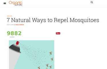 http://www.organicauthority.com/sanctuary/natural-ways-to-repel-mosquitoes.html