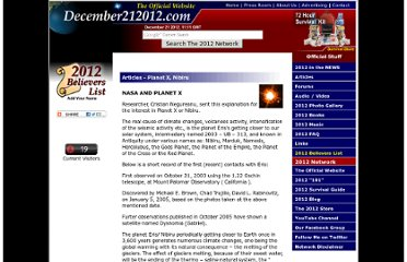 http://www.december212012.com/articles/PlanetX_Nibiru/NASA_AND_PLANET_X.htm