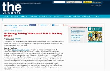 http://thejournal.com/articles/2012/07/03/technology-driving-widespread-shift-in-teaching-models.aspx