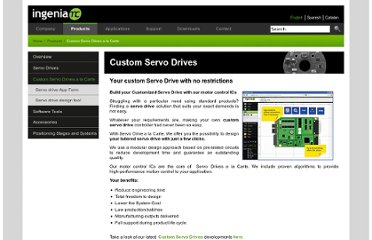 http://www.ingeniamc.com/En/-custom-servo-drives-a-la-Carte