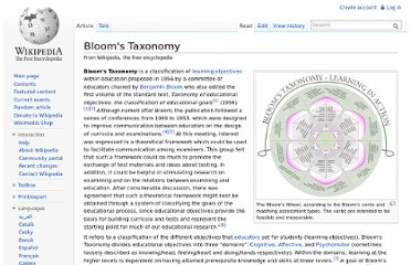 http://en.wikipedia.org/wiki/Bloom%27s_Taxonomy#Cognitive
