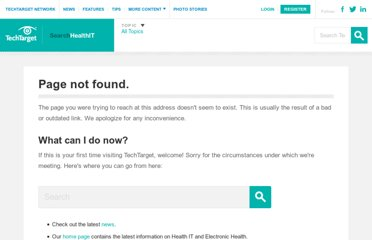 http://searchhealthit.techtarget.com/podcast/How-Big-Data-and-mHealth-will-help-feed-clinical-decision-support