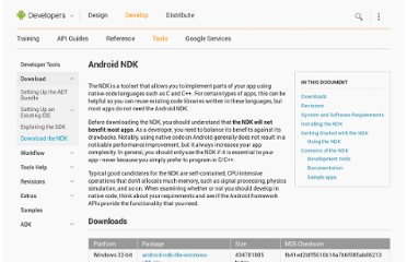 http://developer.android.com/tools/sdk/ndk/index.html