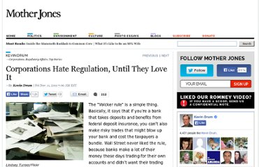 http://www.motherjones.com/kevin-drum/2011/11/why-businesses-love-regulatory-complexity