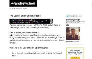 http://andrewchen.co/2012/04/05/the-law-of-shitty-clickthroughs/