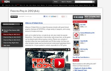 http://www.ign.com/wikis/free-to-play-games/Free-to-Play_in_2012_(A-L)