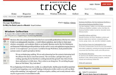 http://www.tricycle.com/web-exclusive/occupy-buddhism?page=0,3