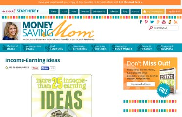 http://moneysavingmom.com/downloads/income-earning-ideas