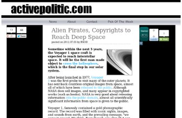 http://activepolitic.com:82/News/2012-07-03b/Alien_Pirates_Copyrights_to_Reach_Deep_Space.html