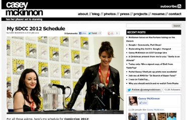 http://www.caseymckinnon.com/blog/appearances/2012/07/03/my-sdcc-2012-schedule/