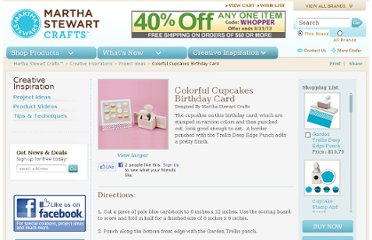 http://www.eksuccessbrands.com/marthastewartcrafts/Projects/Colorful_Cupcakes_Birthday_Card.htm
