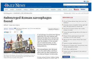 http://www.hurriyetdailynews.com/submerged-roman-sarcophagus-found.aspx?pageID=238&NewsCatID=375&nid=24721