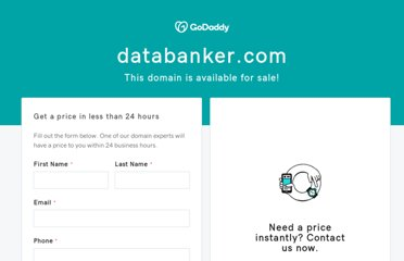 http://databanker.com/2012/03/20/so-whats-your-data-worth/