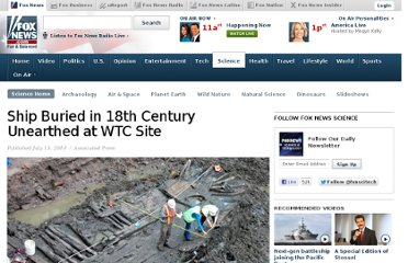 http://www.foxnews.com/scitech/2010/07/14/ship-buried-th-century-unearthed-wtc-site/